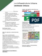 Urbanismo e Infraestrutura Urbana - Água, Esgoto e Drenagem