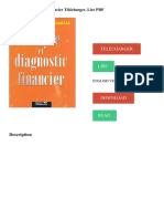 Analyse Et Diagnostic Financier Télécharger, Lire PDF TÉLÉCHARGER LIRE ENGLISH VERSION DOWNLOAD READ. Description