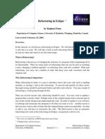 13-Refactoring