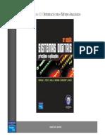 livro sistemas digitais