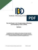 FBPB _I-B_ 2008 Introduction & Syllabus