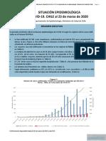 Informe al 23 de Marzo COVID 19 Chile.pdf