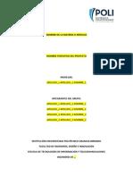 Formato documento Proyectos de Autoestudio 2020-1
