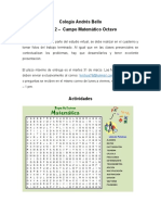 Guía 2, campo 8