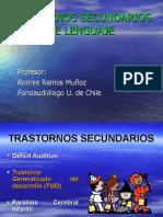 Trastornos Secundarios de LenguajeResumida2015.ppt