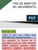 DINÁMICA LAS LEYES DE NEWTON DEL MOVIMIENTO