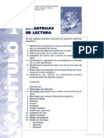 Fournier, Celinda. (2006). Estrategias de Lectura. Redacción 1. México Thomson, pp. 1-32