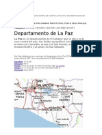 INFORMACION GENERAL SAN PEDRO MASAHUAT