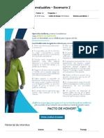 Actividad de puntos evaluables - Escenario 2_ PRIMER BLOQUE-TEORICO - PRACTICO_DERECHO LABORAL COLECTIVO Y TALENTO HUMANO-[GRUPO2]