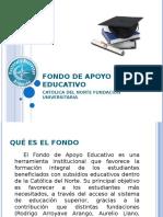FONDO DE APOYO EDUCATIVO 97-2003(1).ppt
