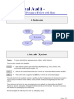 Alur Proses Operational Audit