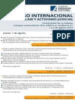 Congreso Internacional de Rule of Law (1)