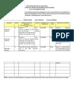 PLAN DE ACCION DESARROLLO INSTITUCIONAL 2020 grado sexto