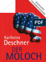 Deschner, Karl Heinz - Der Moloch (2002, 587 S.)