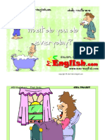 Daily Activities Vocabulary.ppt