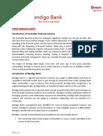 Bendigo Bank FnF