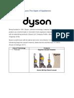 Dyson-The Apple of Appliances