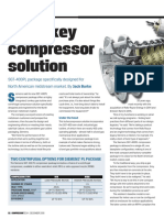 A turnkey compressor solution