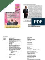 Buku Program Hg Peringkat Daerah Kn 2019 Untuk Cetakan