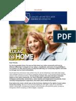 LULAC - Coronavirus Update and Resource Center Announcement