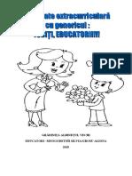 ziua educatorului activitate grupa pregatitoare (2)