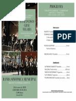 CONCIERTO 26-01-2020 email