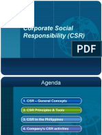 CSR Implementation