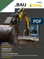 Dirtworks Trailbau Katalog