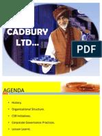 Business Ethics Cadbury Final