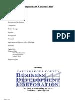 Components Business Plan Rev4