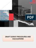 Draft Survey Procedures and Calculations.pptx