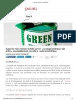 L'Écologie Rend Fou ! _ Contrepoints