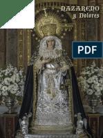Nazareno y Dolores 2020