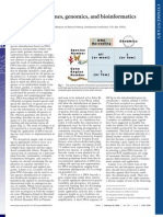 DNA Barcodes Genes, Genomics, And tics