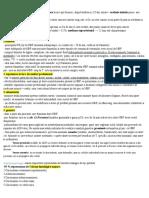 Neoplasmul bronho-pulmonar