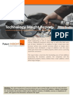 Technology Insight Report - Fuel Additives