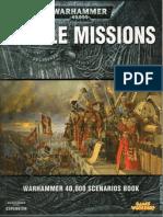 Warhammer 40k - Battle Missions