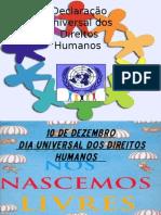 Declaração Universal dos Direitos Humanos 8E