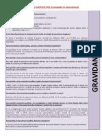Coronavirus Schema FAQ Gravidanza