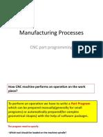 CNC program writing