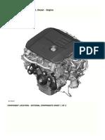 X760 - 303-01A - Engine - INGENIUM I4 2.0L Diesel