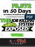 Job Killing System Exposed CB