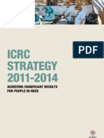 ICRC strategy 2011-2014