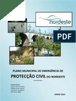 Plano Municipal Emergência Nordeste (Discussão Pública)