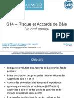 S14 - Mesures du risque et les accords de Bâle
