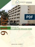 Rapport de Stabilité Financière 2016.pdf