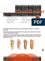 Ankle and Foot.pptx