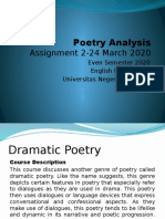 PPT Poetry Analysis-Assignment 2 (24 March 2020).pptx