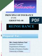 Reinsurance(G-08)