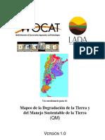 WOCAT en Español ACR Febrero 2009-Versión 1.0